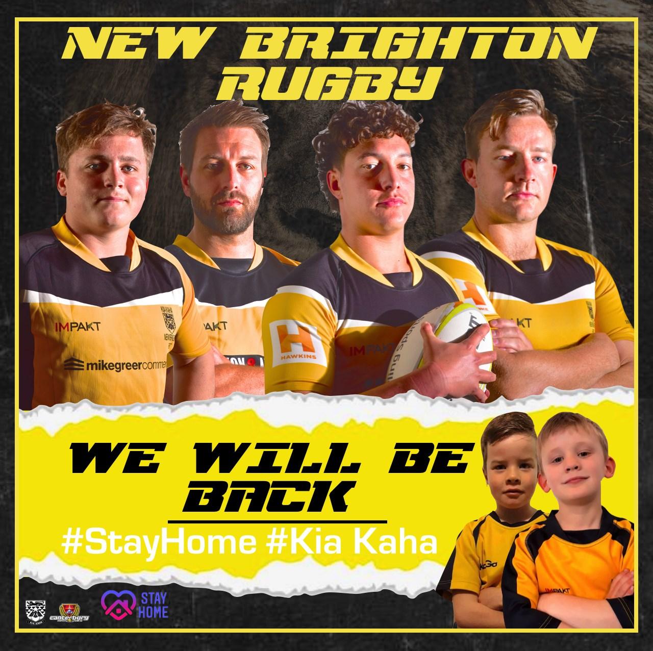 Photo: New Brighton Rugby Club /  Facebook