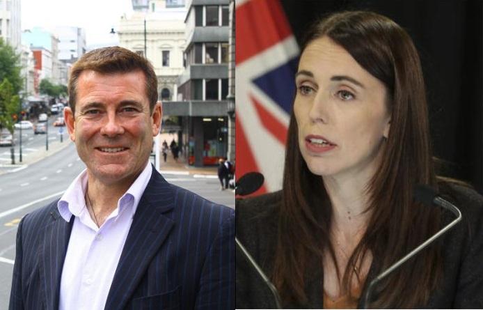 Dunedin based list MP Michael Woodhouse has gone after  Prime Minister Jacinda Ardern. Photo: ODT...