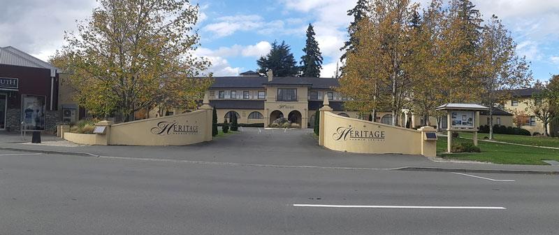 Hanmer's Heritage Hotel