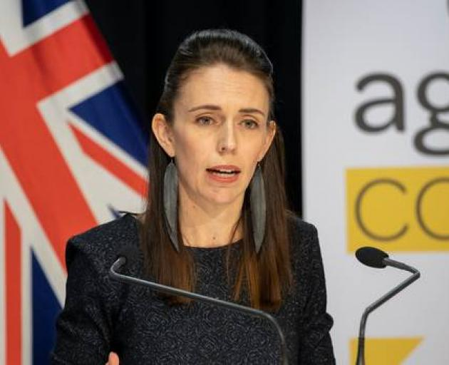 New Zealand PM Ardern: Country about to enter a very tough winter