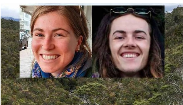 Jessica O'Connor (left) and Dion Reynolds, both aged 23, have not been heard from since entering Kahurangi National Park on May 9. Photo: NZ Herald