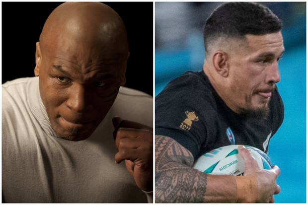 Tyson and SBW. Photos: Getty Images / Mark Mitchell