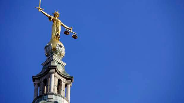 George Fowle pleaded guilty to terrorism offences at London's Old Bailey. Photo: Getty Images