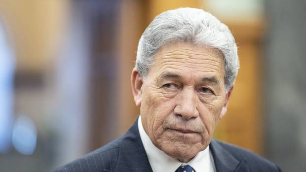 Deputy Prime Minister Winston Peters attributed the decision to Covid-19. Photo: NZ Herald
