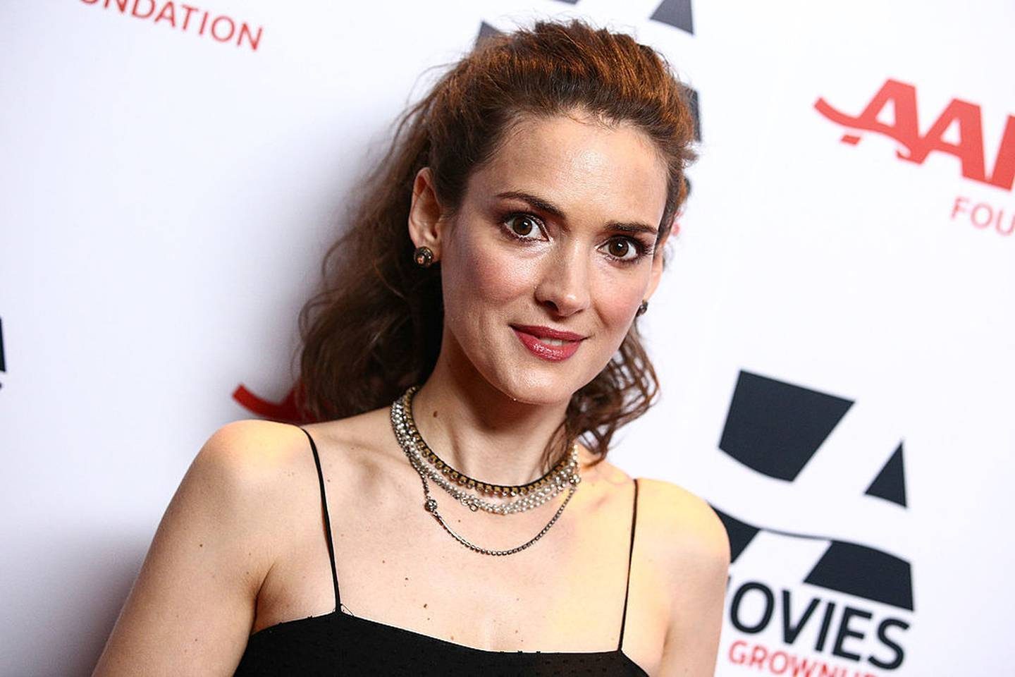 ctress Winona Ryder claimed she was left shocked after speaking with Gibson at a party in the 90s...