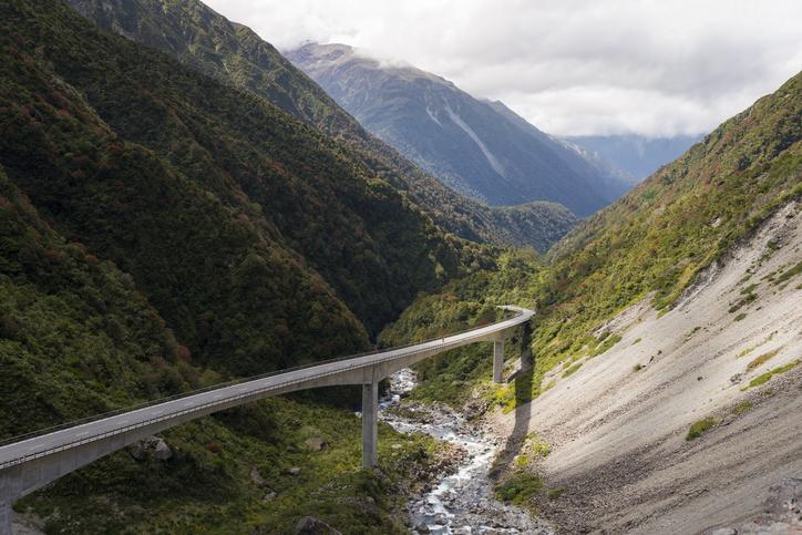 Arthur's Pass. Photo: Getty Images