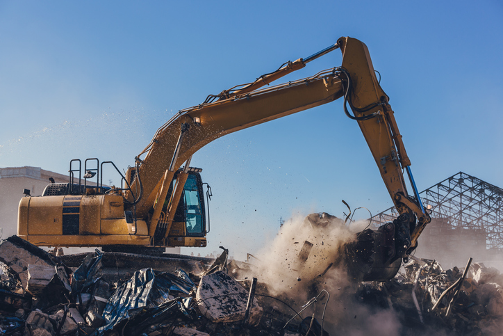Demolition is one option for vacant Invercargill council buildings. Stock photo: Getty