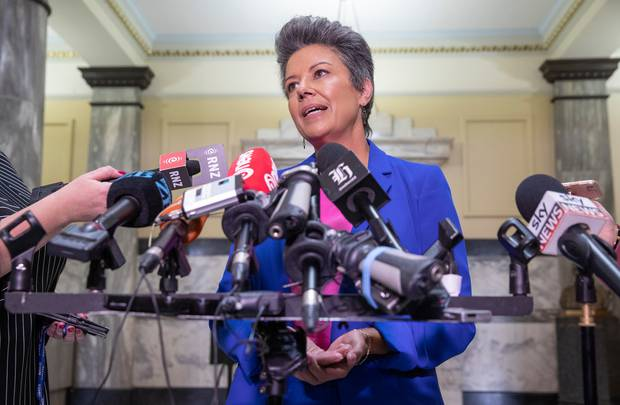 National Party deputy leader Paula Bennett said yesterday politics had been a wild ride but it...