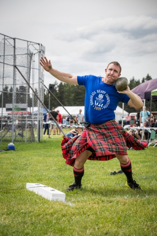 The Hororata Highland Games will return this year. Photo: Supplied