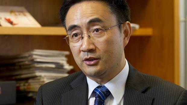 Jian Yang. Photo: NZ Herald