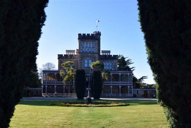 Larnach Castle reopened on May 22.