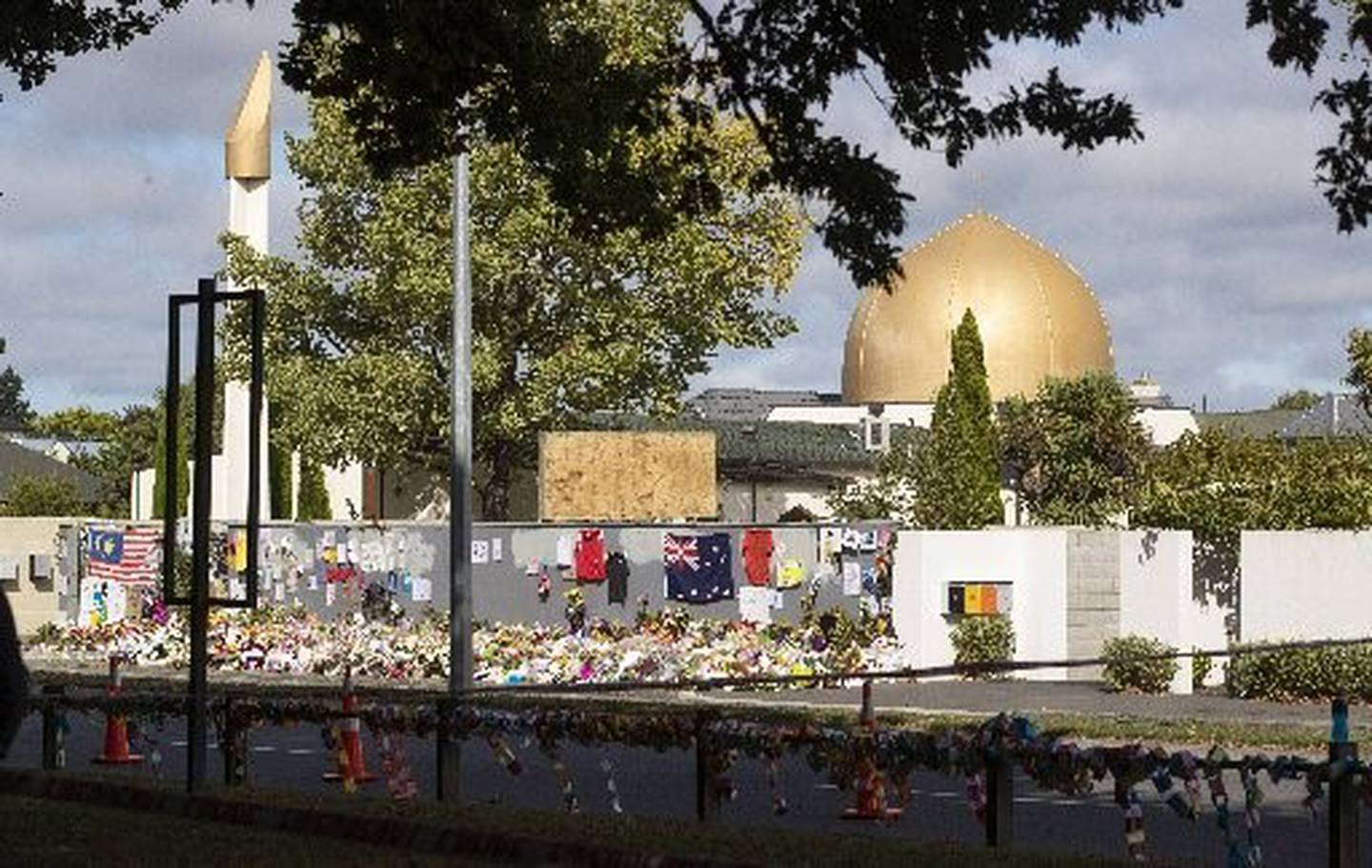 White-supremacist views: New Zealand mosque shooter to represent himself at sentencing