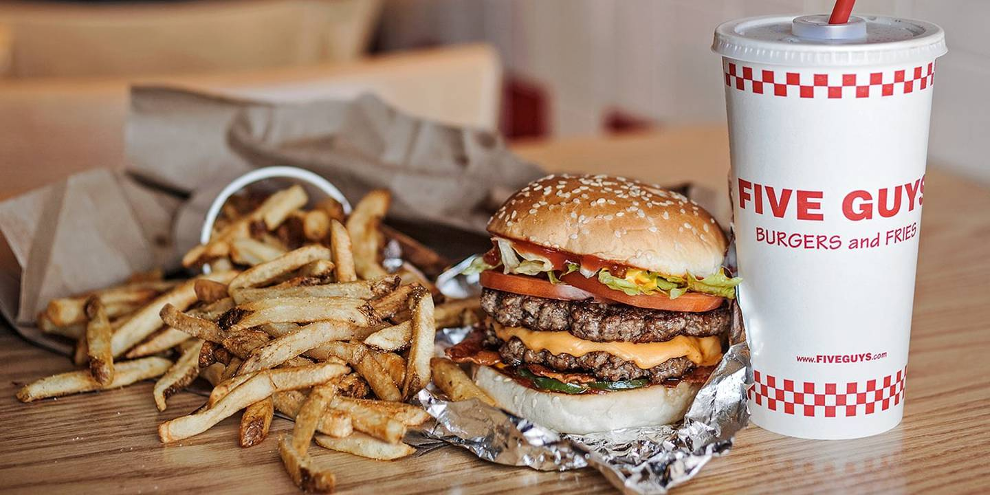 No, it's not one of those stupid pop-ups - this popular cult US burger chain is finally setting...