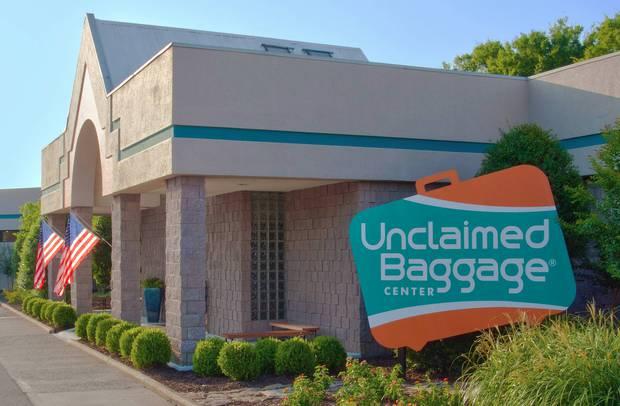 The Unclaimed Baggage Center thift store is now one of Scottsboro's top attractions. Photo:...