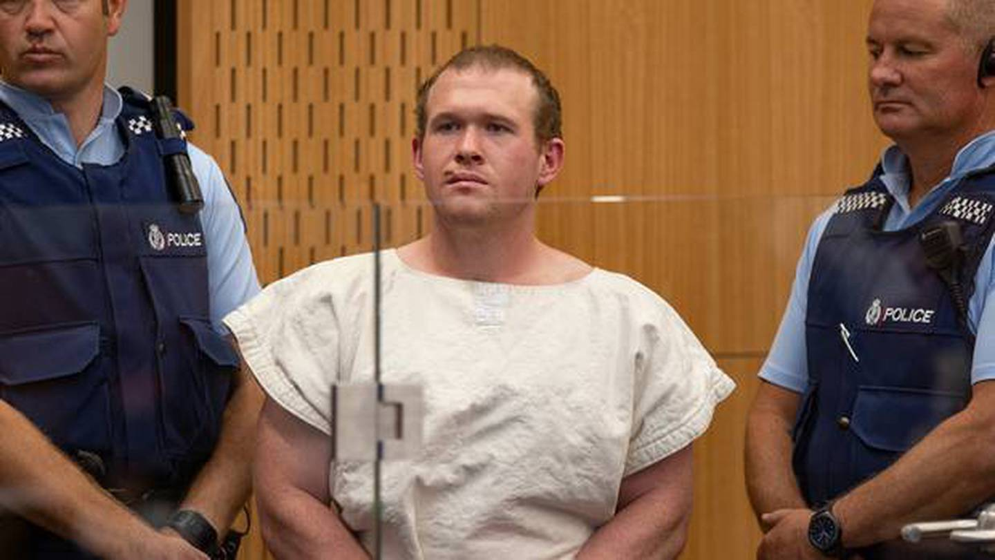 The 29-year-old has admitted being the Christchurch mosque killer. Photo: NZ Herald