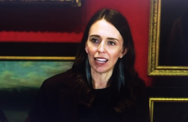 Ardern poll boost ahead of New Zealand's September election