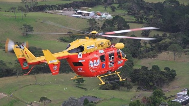 The pilot of the Auckland Westpac Rescue Helicopter was horrified when the drone came within 4m...