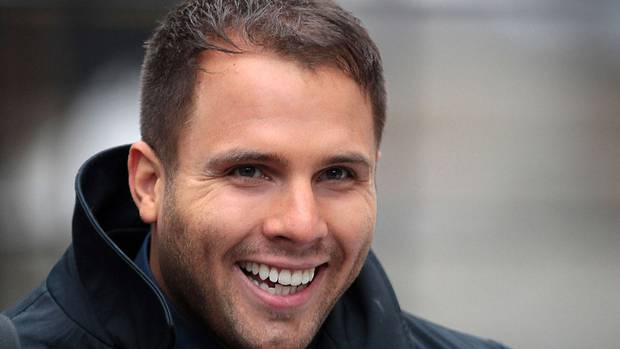 Dan Wootton, executive editor of British tabloid The Sun. Photo: Getty Images