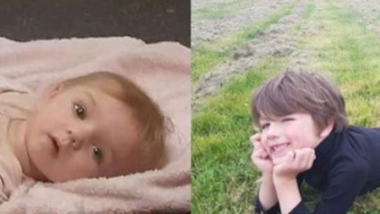 A devastating house fire claimed the lives of 8-year-old Brayden and his 9-month-old sister,...