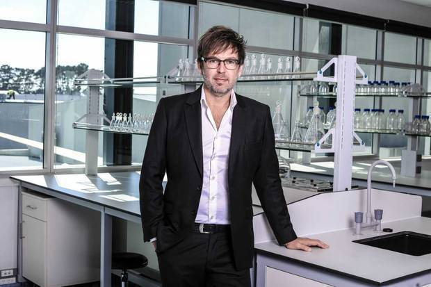 Helius Therapeutics executive director Paul Manning. Photo: NZH