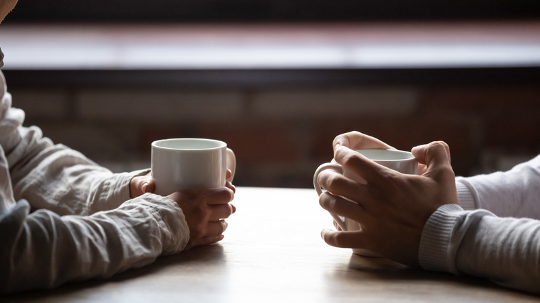 The union staff member allegedly asked for hug at a coffee meeting, which escalated to requests...
