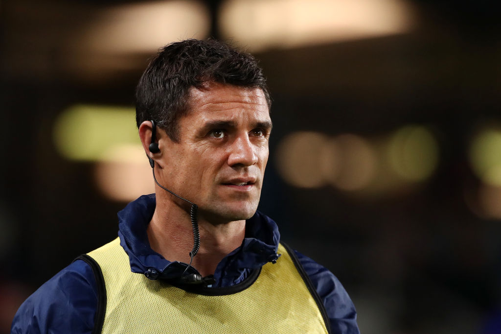 Dan Carter. Photo: Getty Images