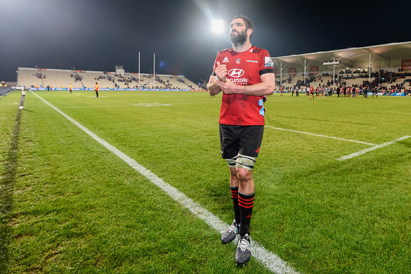 Crusaders stalwart Sam Whitelock is set to play his 150th game for the franchise on Saturday....