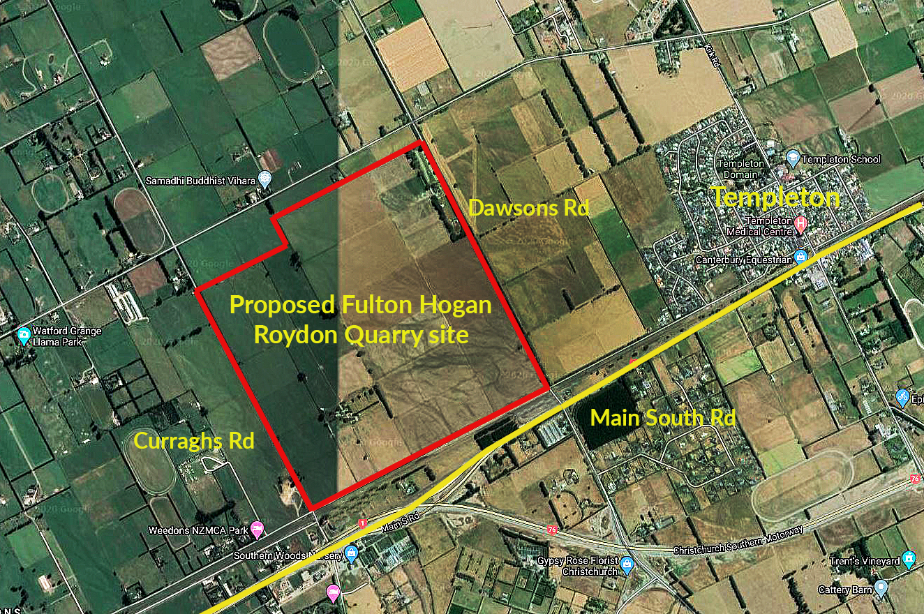 The CDHB has decided it will not be joining the fight against Fulton Hogan's bid to change the...
