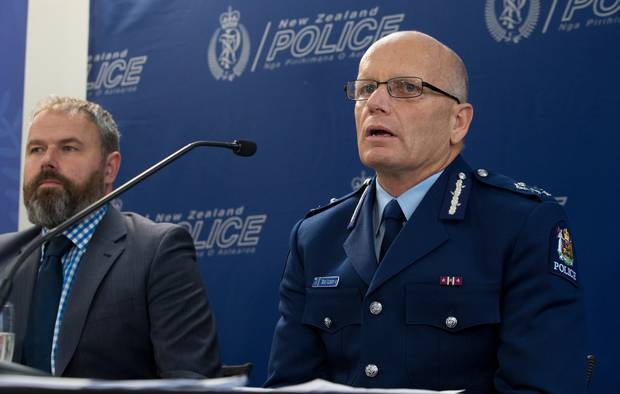 One of his cases as Deputy Commissioner Mike Clement was the infamous 1080 poison threat. Photo:...
