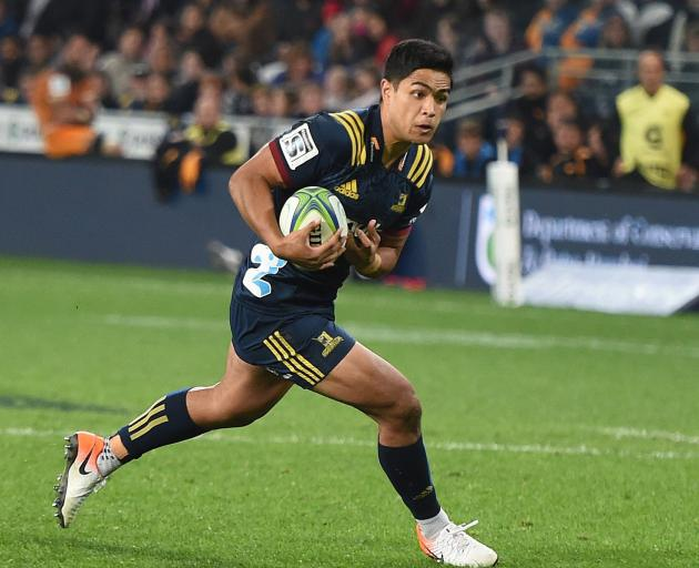 Highlanders First Five Bolts Into All Blacks Squad Otago Daily Times Online News