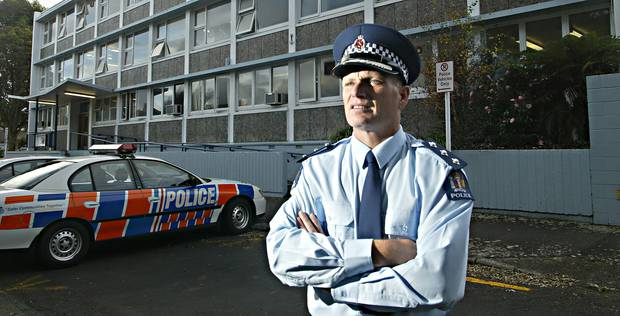 Mike Clement soon after his appointment as Western Bay of Plenty Area Commander. Photo: NZME / NZ...