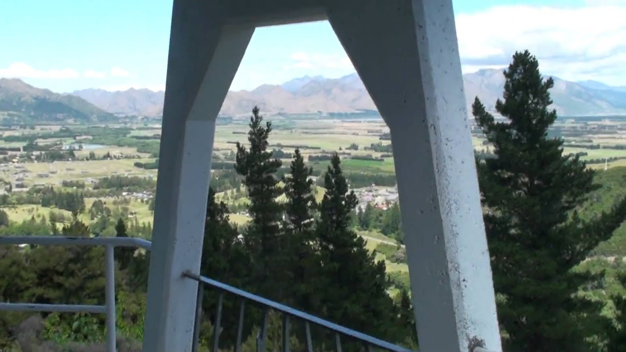 Conical Hill Lookout, Hanmer Springs. Photo: YouTube