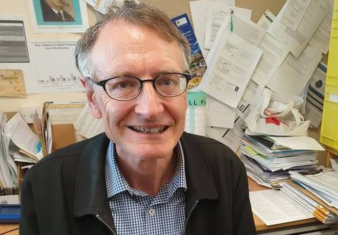Otago University public health professor Nick Wilson. Photo RNZ