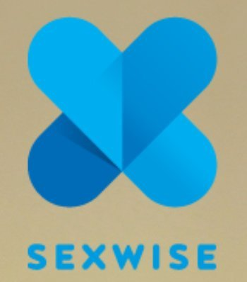 The Sexwise logo has been used for years by a Dunedin charity, the Theatre in Health Education...