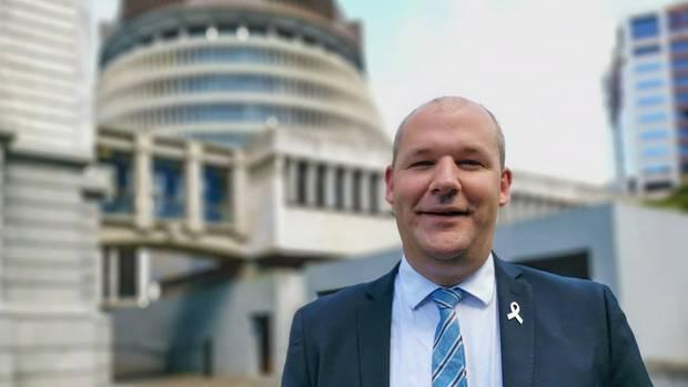 Andrew Falloon. Photo: NZ Herald