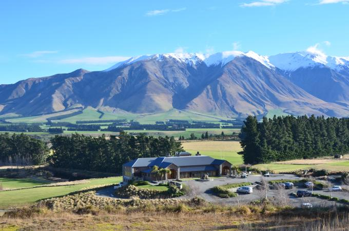 Terrace Downs Golf Resort has been praised as one of New Zealand's best courses. Photo: Supplied