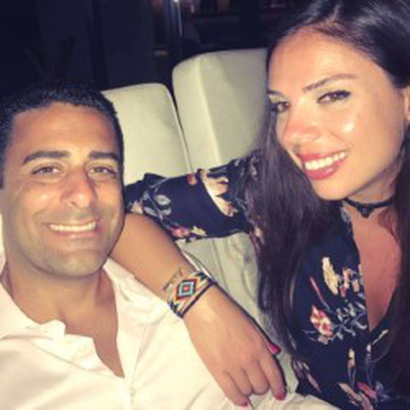 Anis Haddad has not seen his wife Micheline Nasr since February. Photo: Supplied