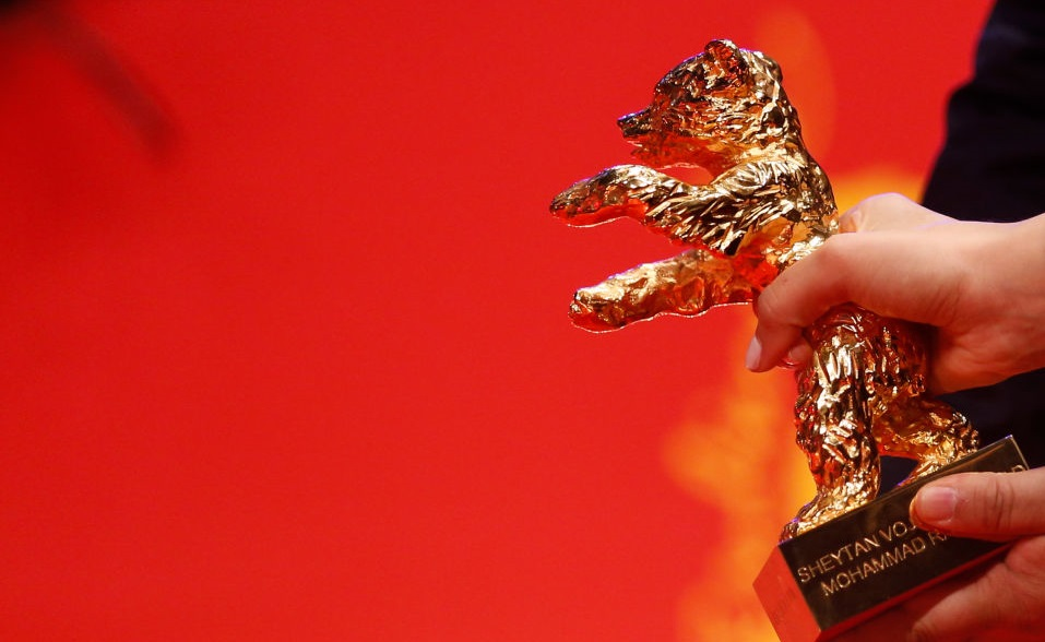 The Berlin Film Festival's Golden Bear is one of the most prestigious awards in Europe. Photo:...