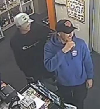 Police are asking for the public's help in identifying these two men, who may be able to assist...
