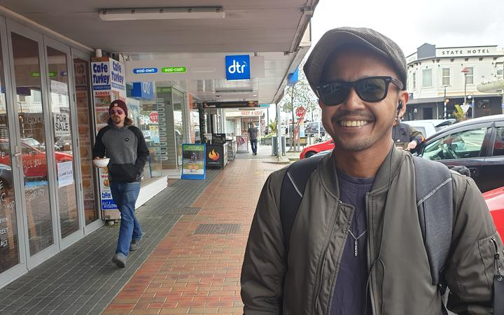 Faizal Kamsan of New Plymouth says the best thing we can do is spread kindness and listen to what...