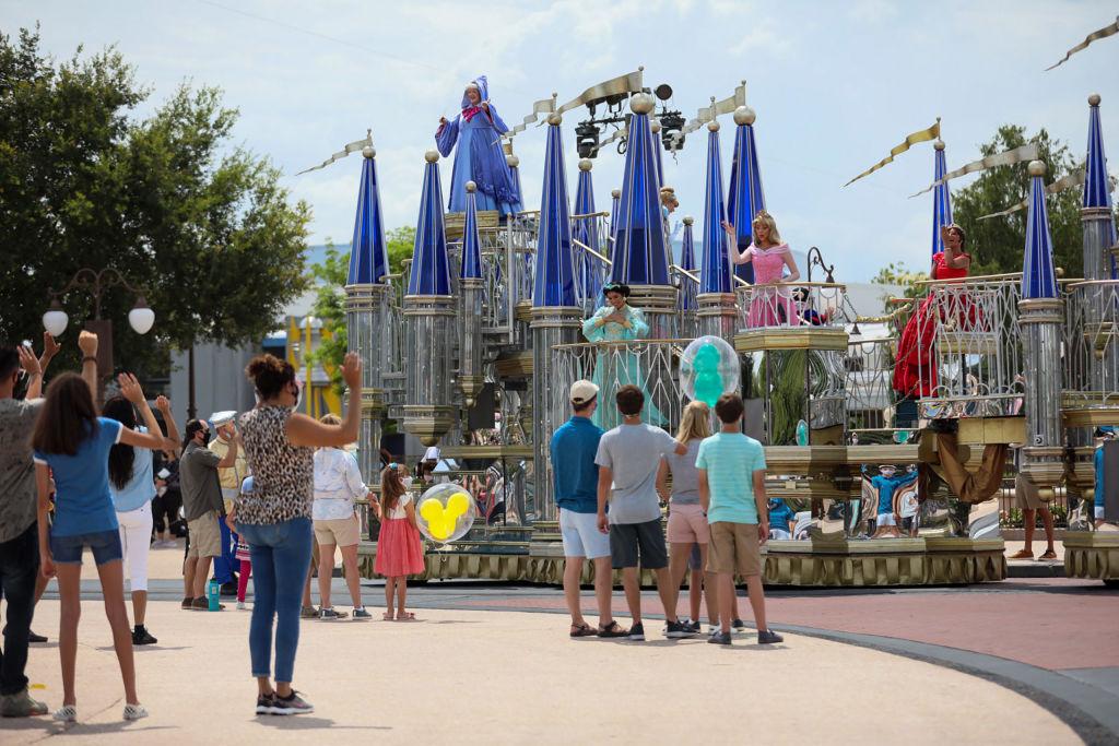 Disney World. Photo: Getty