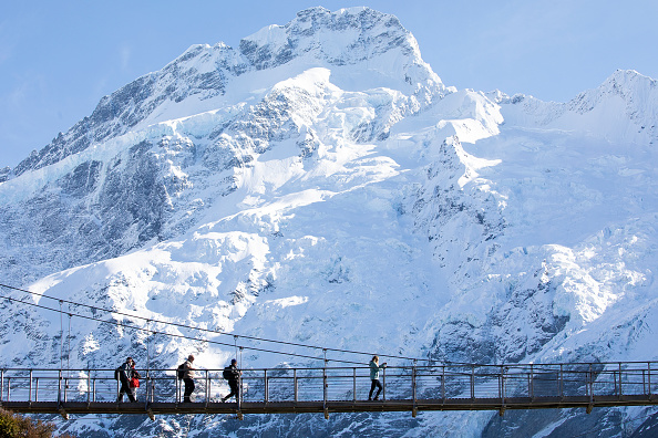 Aoraki / Mount Cook National Park. Photo: Getty Images