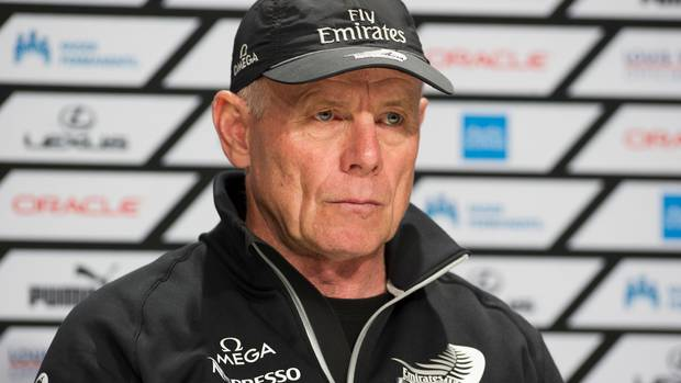 """Team New Zealand boss Grant Dalton claims the team was the victim of a """"deliberate, sinister, and..."""