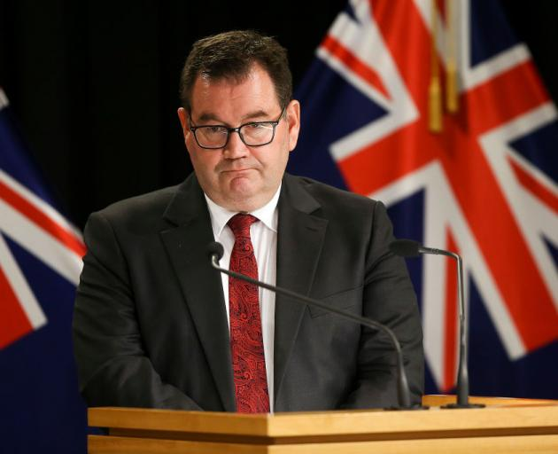 Finance Minister Grant Robertson. Photo: ODT