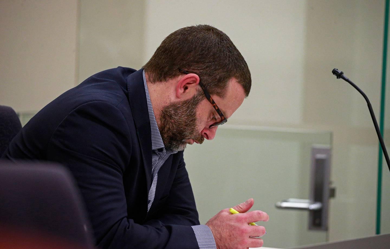 Aaron Hutton. Photo: NZ Herald