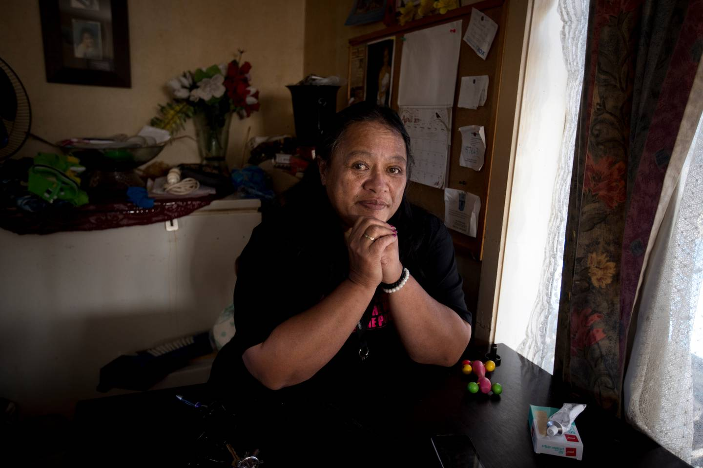 Beneficiary advocate Kathleen Paraha said the two-tier welfare system created during Covid was...