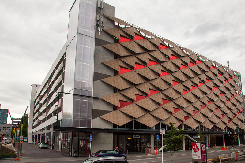 FREE TRIAL: The city council's Lichfield St parking building has offered the first hour of...