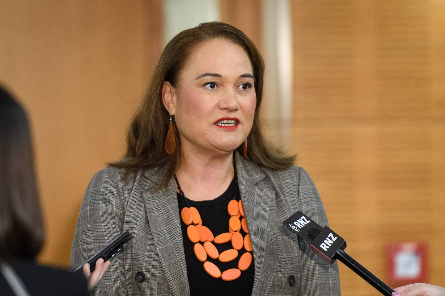 Social Development Minister Carmel Sepuloni said some jobless were better off on a benefit than...