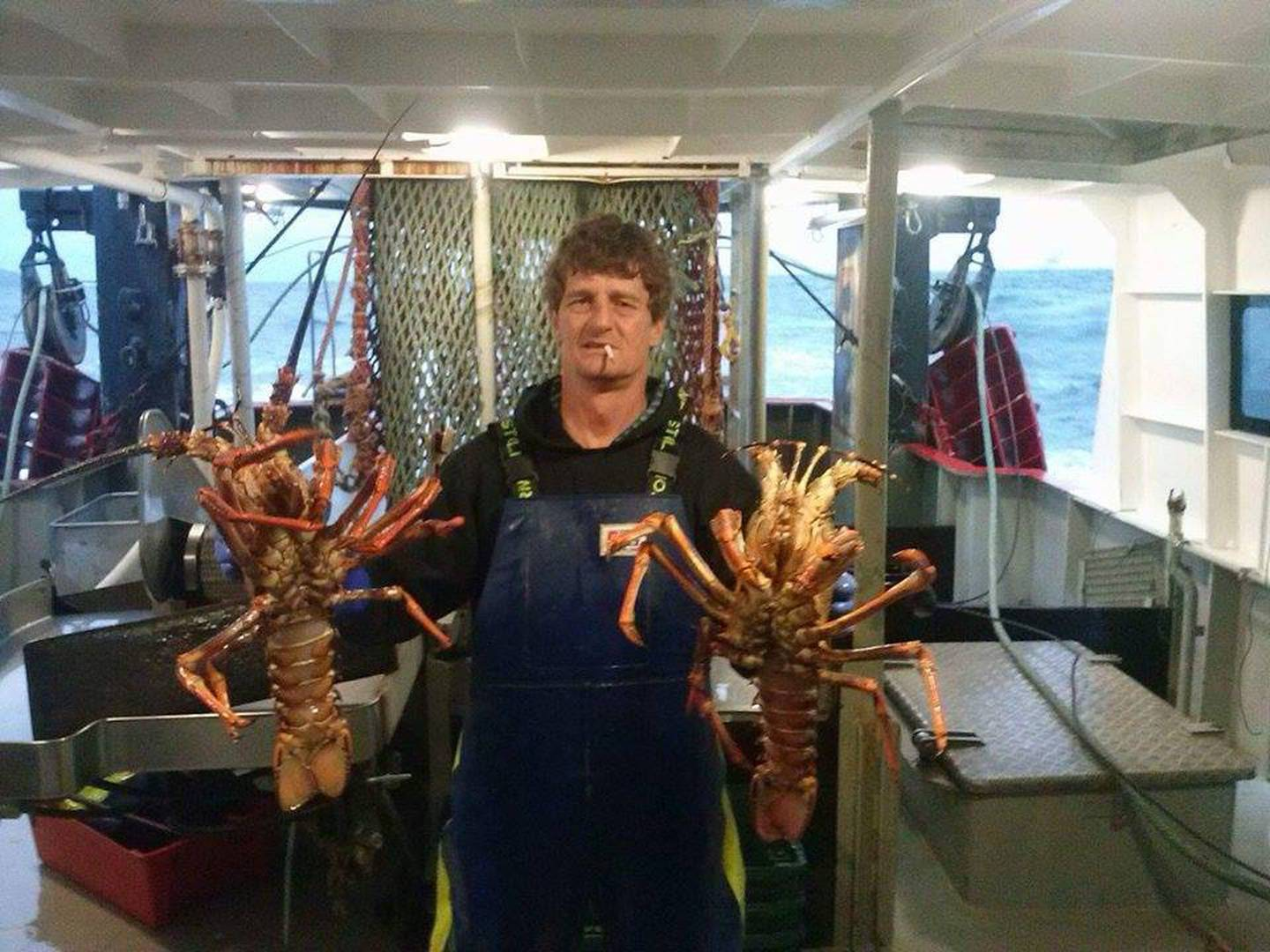 Jared Reese Husband, 47, of Timaru died in the Jubilee sinking in October 2015. Photo: Supplied