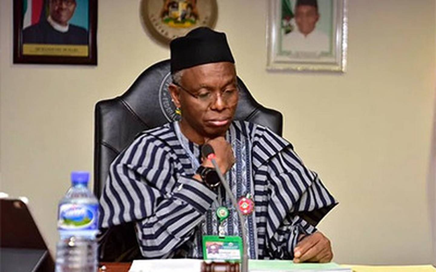 The governor of Nigeria's Kaduna state Nasir Ahmad el-Rufai has signed a law saying men convicted...